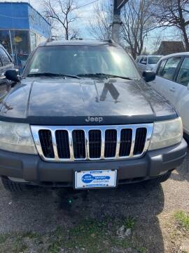 2003 Jeep Grand Cherokee Laredo for sale at New Start Motors LLC in Montezuma IN