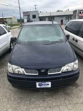 2004 Oldsmobile Silhouette for sale at New Start Motors LLC - Crawfordsville in Crawfordsville IN