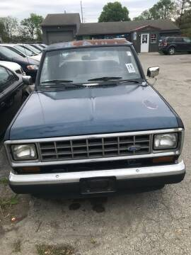 1988 Ford Ranger for sale at New Start Motors LLC - Crawfordsville in Crawfordsville IN