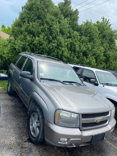 2007 Chevrolet TrailBlazer for sale at New Start Motors LLC - Crawfordsville in Crawfordsville IN