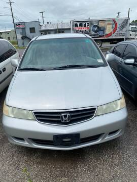 2004 Honda Odyssey for sale at New Start Motors LLC - Crawfordsville in Crawfordsville IN