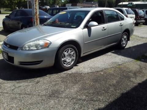 2007 Chevrolet Impala for sale at New Start Motors LLC in Montezuma IN