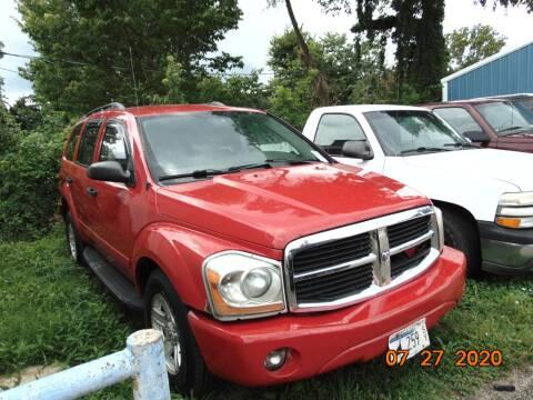 2004 Dodge Durango for sale at New Start Motors LLC in Montezuma IN