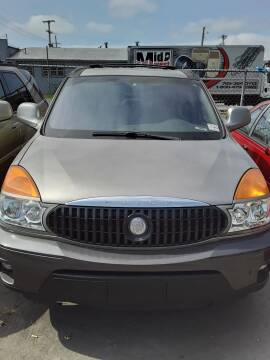 2002 Buick Rendezvous for sale at New Start Motors LLC - Crawfordsville in Crawfordsville IN