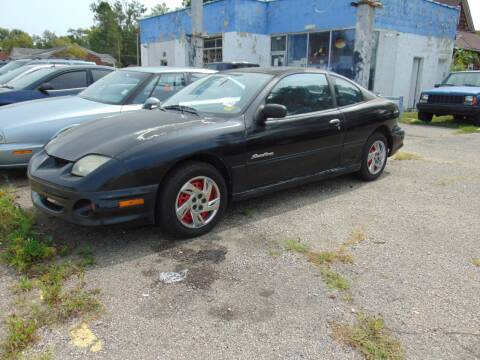 2000 Pontiac Sunfire for sale at New Start Motors LLC in Montezuma IN