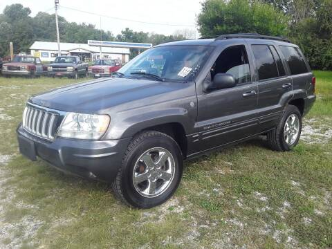 2004 Jeep Grand Cherokee for sale at New Start Motors LLC - Rockville in Rockville IN