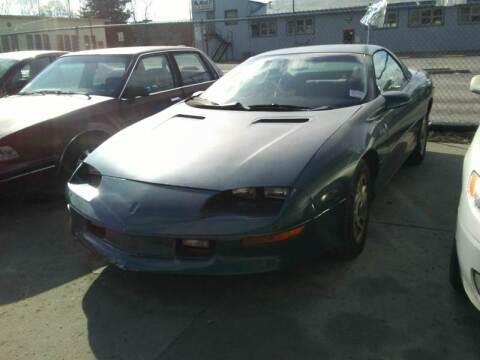 1995 Chevrolet Camaro for sale at New Start Motors LLC - Crawfordsville in Crawfordsville IN