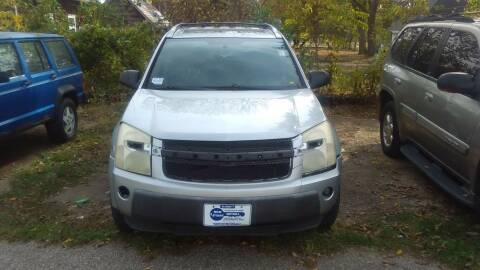2005 Chevrolet Equinox for sale at New Start Motors LLC in Montezuma IN