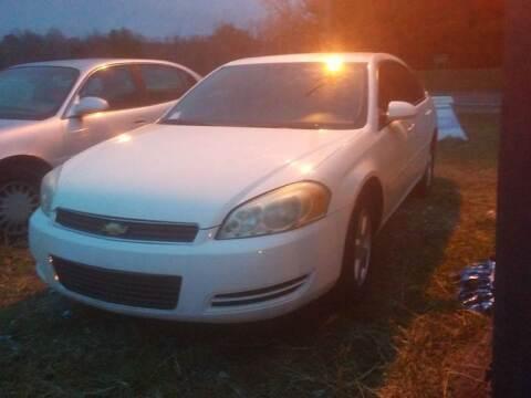 2006 Chevrolet Impala for sale at New Start Motors LLC - Rockville in Rockville IN