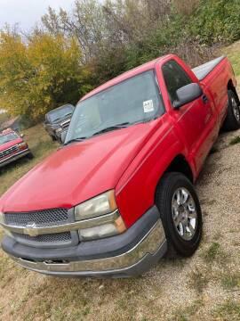 2005 Chevrolet Silverado 1500 for sale at New Start Motors LLC - Rockville in Rockville IN