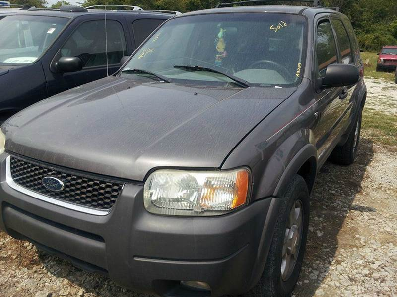 2002 Ford Escape XLT Choice 2WD 4dr SUV - Rockville
