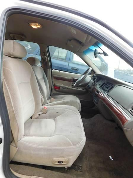 2001 Mercury Grand Marquis LS Premium 4dr Sedan - Rockville  IN