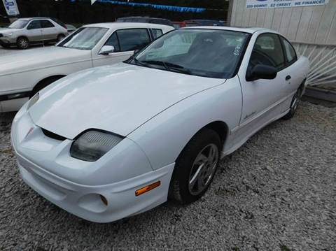 2002 Pontiac Sunfire for sale in Rockville, IN