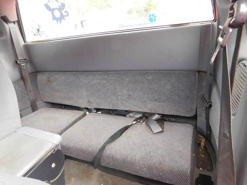1999 Dodge Dakota 2dr Extended Cab SB - Rockville  IN
