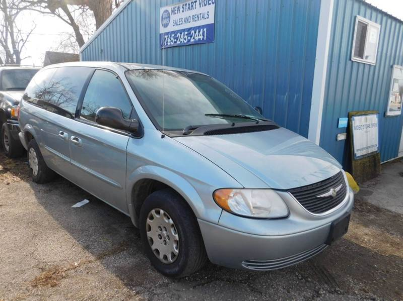 2003 Chrysler Town and Country LX Family Value 4dr Extended Mini-Van - Rockville