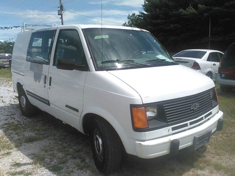 1994 Chevrolet Astro Cargo 3dr Extended Cargo Mini-Van - Rockville