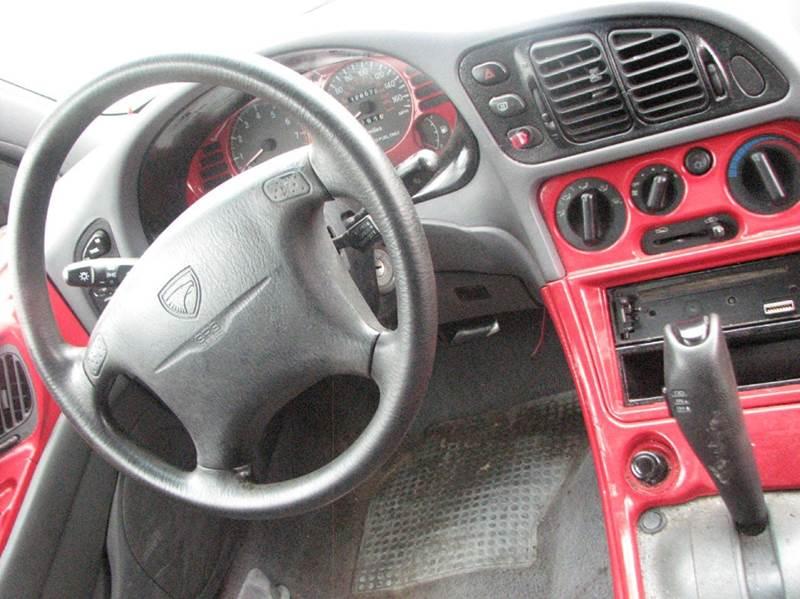 1997 Eagle Talon ESi 2dr Hatchback - Montezuma IN