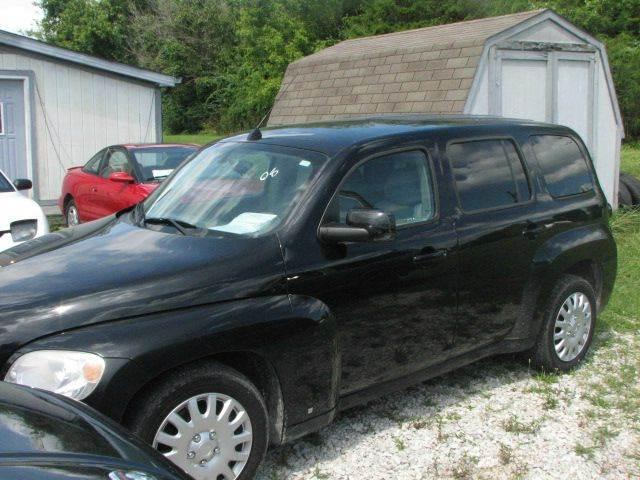 2008 Chevrolet HHR LT 4dr Wagon w/1LT - Rockville  IN