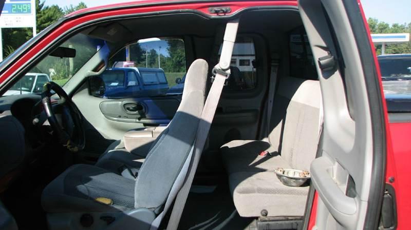1999 Ford F-150 4dr XLT Extended Cab LB - Rockville  IN
