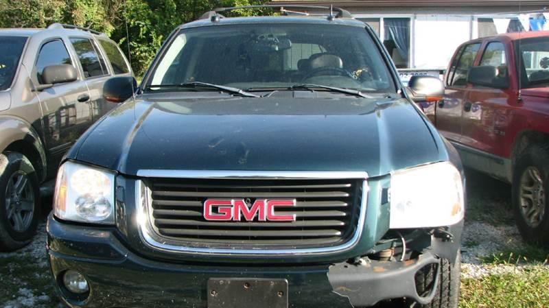 2005 GMC Envoy XL SLT 4WD 4dr SUV - Rockville  IN