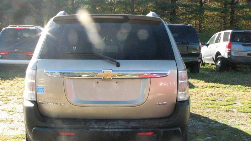 2005 Chevrolet Equinox AWD LS 4dr SUV - Rockville  IN