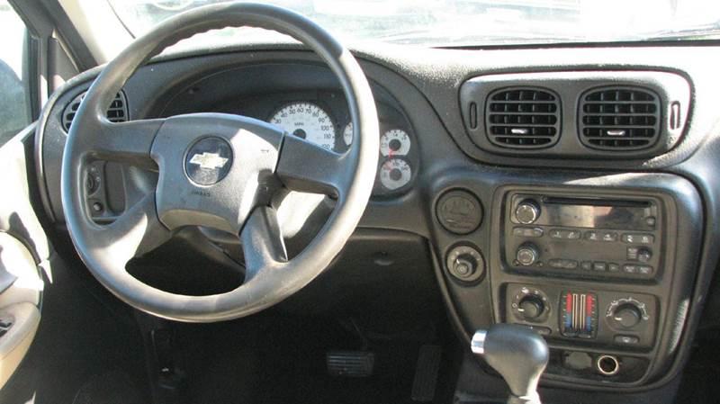 2005 Chevrolet TrailBlazer LS 4dr SUV - Rockville  IN