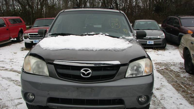 2002 Mazda Tribute ES-V6 2WD 4dr SUV - Rockville  IN