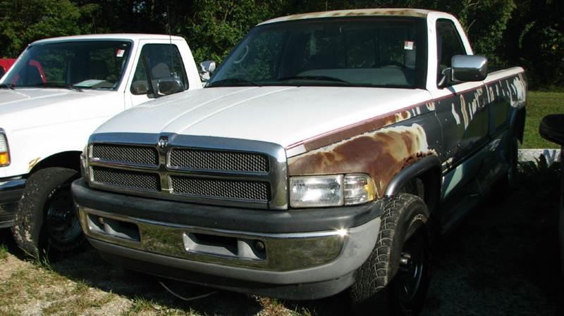 1995 Dodge Ram Pickup 1500 2dr Laramie SLT 4WD Standard Cab LB - Rockville  IN