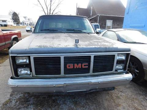 1987 GMC R/V 1500 Series for sale in Montezuma, IN