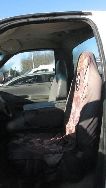 2001 Dodge Ram Pickup 2500 2dr Standard Cab ST 2WD LB - Rockville  IN