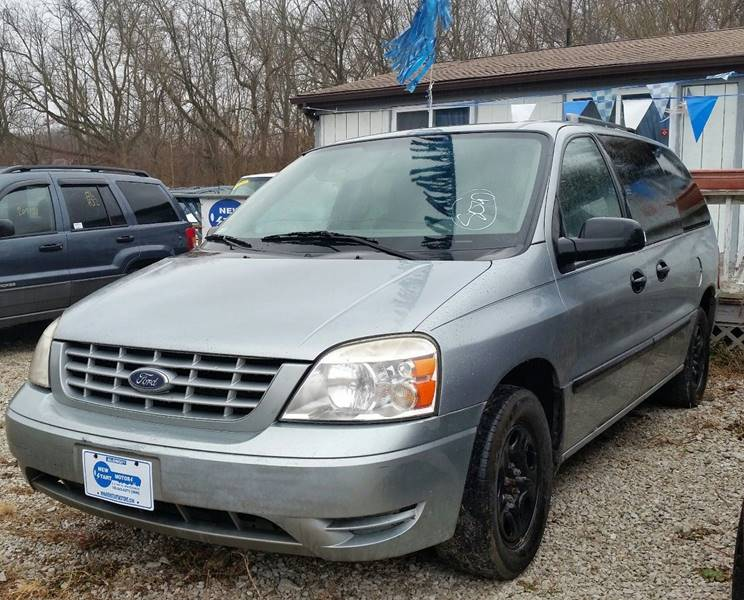 2007 Ford Freestar SE 4dr Mini-Van - Rockville