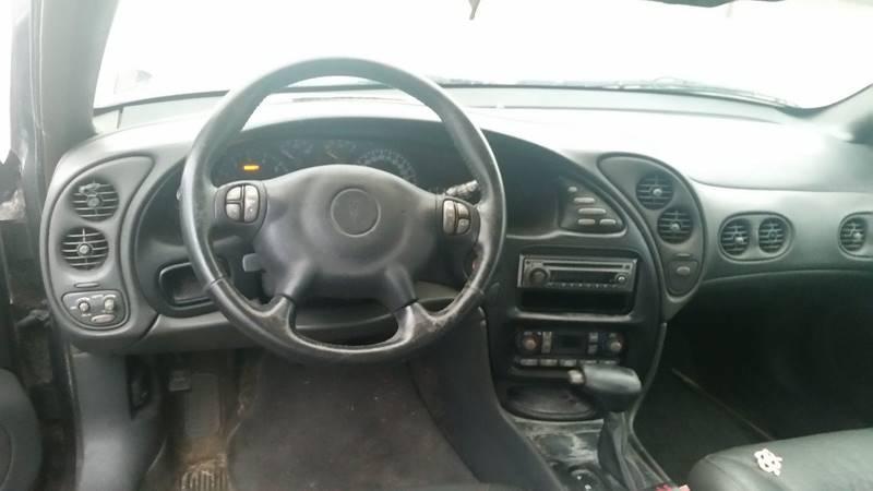 2001 Pontiac Bonneville SLE 4dr Sedan - Montezuma IN