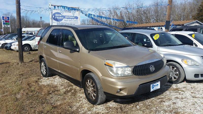 2006 Buick Rendezvous AWD CX 4dr SUV - Rockville
