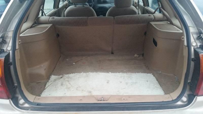 1997 Ford Escort LX 4dr Wagon - Montezuma IN