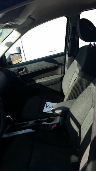 2009 Ford Focus SE 4dr Sedan - Rockville  IN
