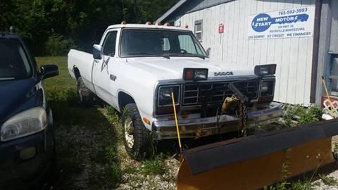 1985 Dodge RAM 350