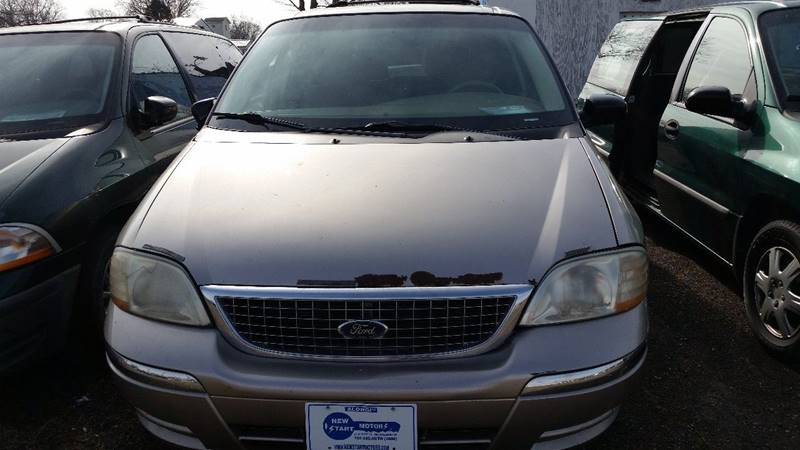2003 Ford Windstar SE 4dr Mini-Van - Montezuma IN