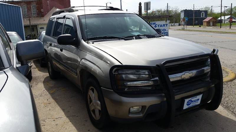 2002 Chevrolet TrailBlazer EXT LT 2WD 4dr SUV - Montezuma IN