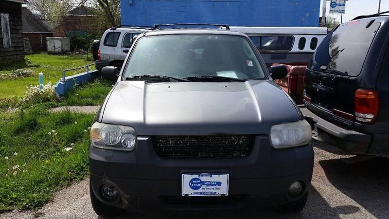 2005 Ford Escape AWD XLT 4dr SUV - Montezuma IN