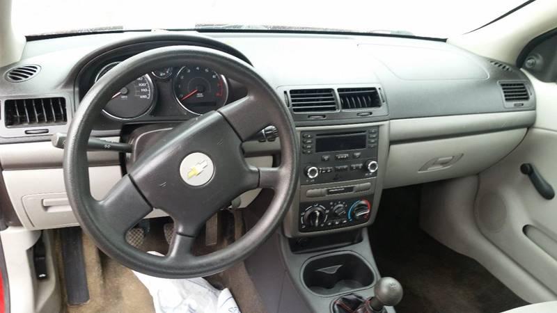 2006 Chevrolet Cobalt LS 2dr Coupe - Rockville  IN