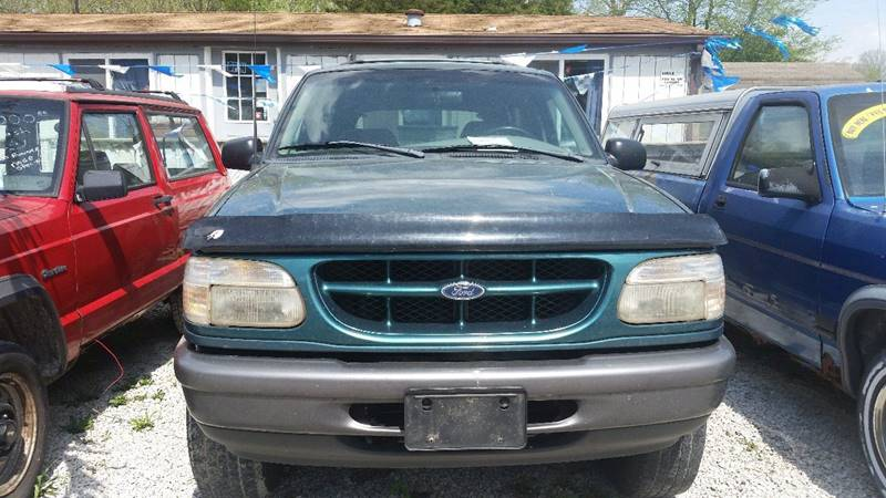 1998 Ford Explorer 2dr Sport 4WD SUV - Rockville