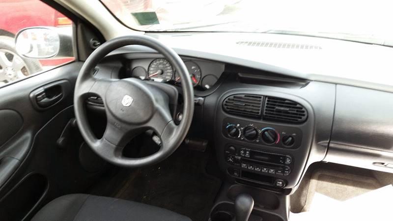 2003 Dodge Neon SE 4dr Sedan - Montezuma IN