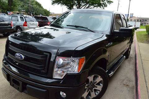 2014 Ford F-150 for sale at E-Auto Groups in Dallas TX