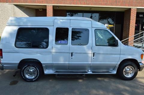 2005 Ford E-Series Cargo for sale at E-Auto Groups in Dallas TX