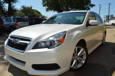 2013 Subaru Legacy for sale in Dallas, TX