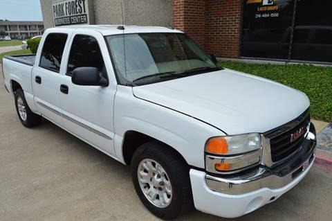 2005 GMC Sierra 1500 for sale at E-Auto Groups in Dallas TX