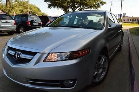 2008 Acura TL for sale at E-Auto Groups in Dallas TX