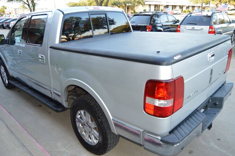 2006 Lincoln Mark Lt 4dr Supercrew 4wd Sb In Dallas Tx Eauto Groups
