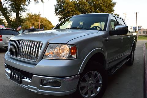 2006 Lincoln Mark LT for sale in Dallas, TX
