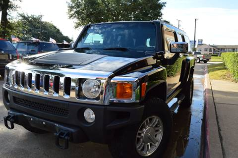 2006 HUMMER H3 for sale at E-Auto Groups in Dallas TX